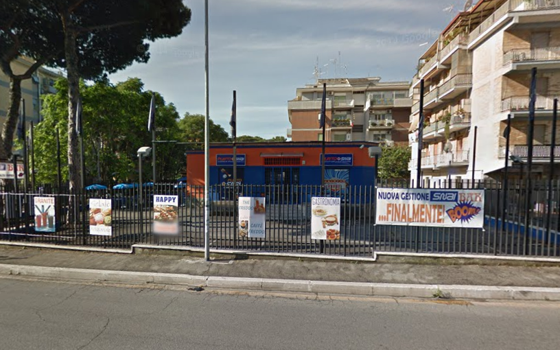 Negozio Via Casilina 1090