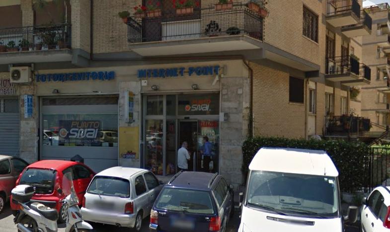 Corner Via Carlo Conti Rossini 11
