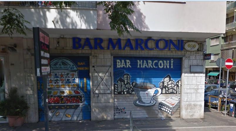 Punto Viale Guglielmo Marconi 302/304