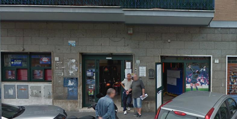 Negozio Via Francesco Ingoli 1